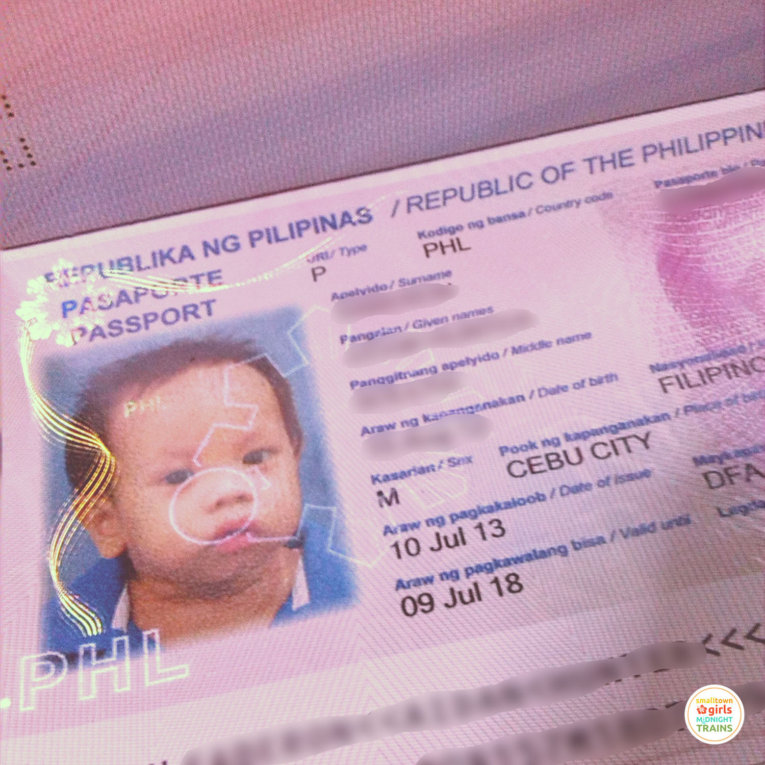 How To Apply For A Childu0027s Philippine Passport When Both Parents Are Abroad?  Parental Consent Form For Passport