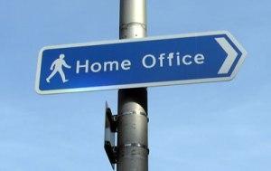 HomeOfficeSign